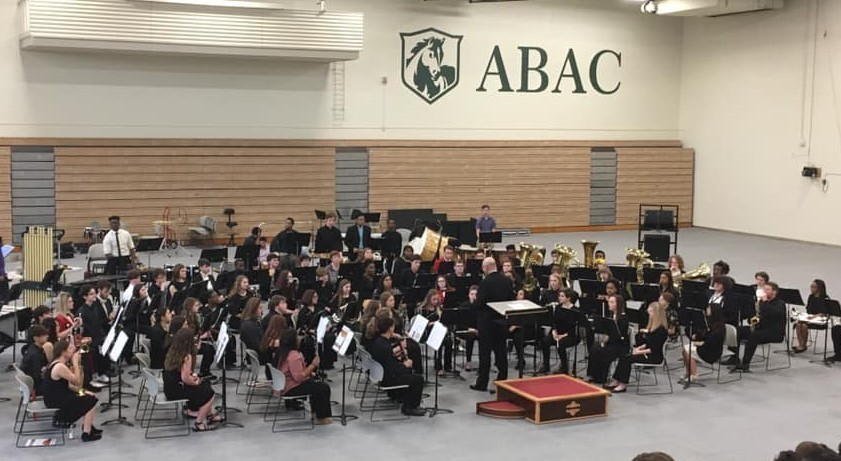 City Schools Band Members Selected for South Georgia Region Honor Band