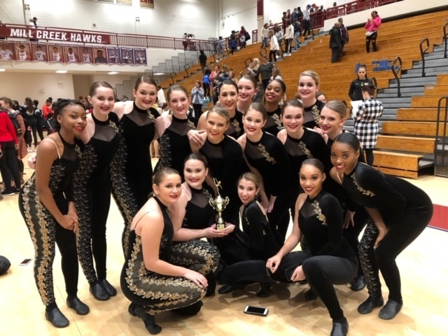 Dance Team Headed to State Championship