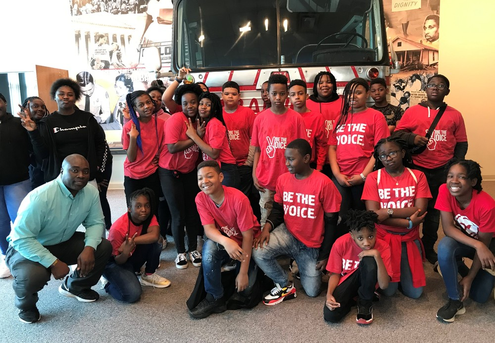 MPMS Students Visit Albany Civil Rights Institute
