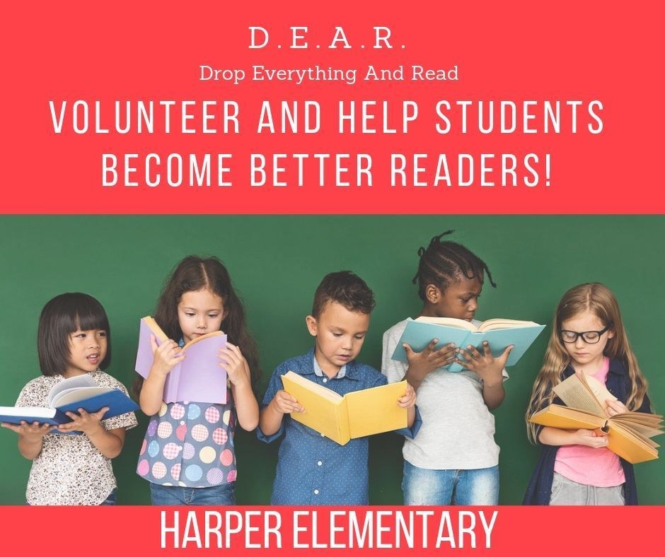 Harper DEAR Volunteers!