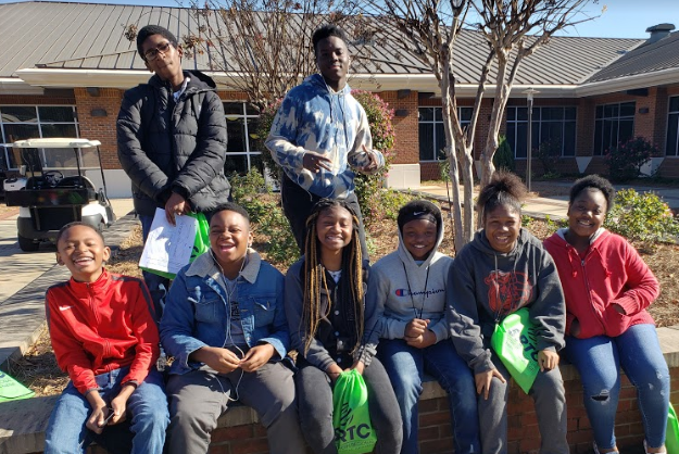 AVID students visit Southern Regional Technical College