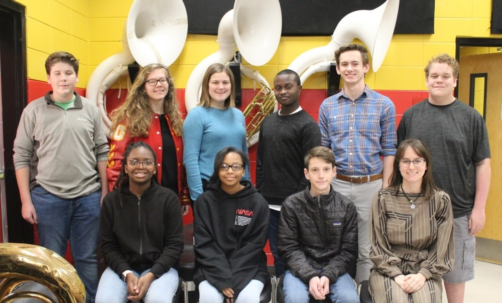 GMEA District 2 Honor Band Selected