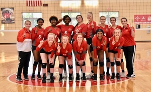 Lady Bulldog Volleyball Team Wins  District 1- A/AA District Championship.