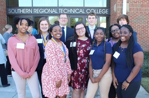 Future Business Leaders Excel at Conference