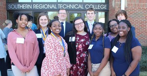 THS FBLA Goes to Region Competition