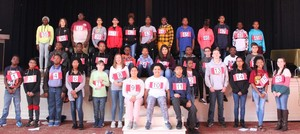 2019 MPMS/AIMS/Scholars Academy Spelling Bee Participants
