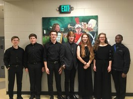 Band Members Perform at UGA JanFest