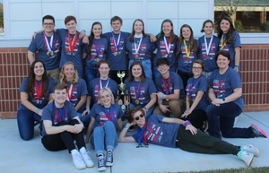 Science Olympiad Team to Advance to State
