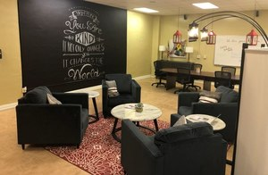 HOTC Spruces Up Teacher Spaces
