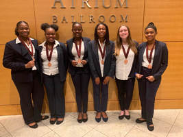 HOSA Advances to International Leadership Conference 5/16/2019