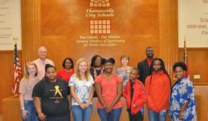 Advisory Council Gives Students a Voice