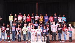 Spelling Bee Winners to Advance to District Spelling Bee