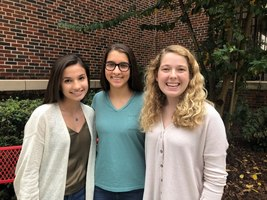 Three Nominated for Governor's Honors Program