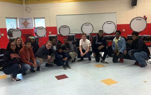 Drumline Receives Vibrant Communities Grant