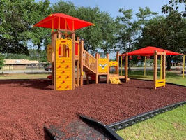 Harper Playground Completed!