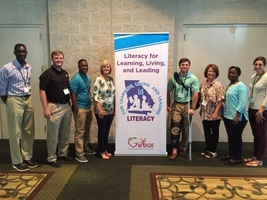 TCS Leaders Connect at Literacy Data Summit