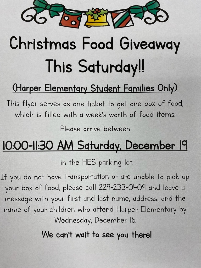 Christmas Food Giveaway!