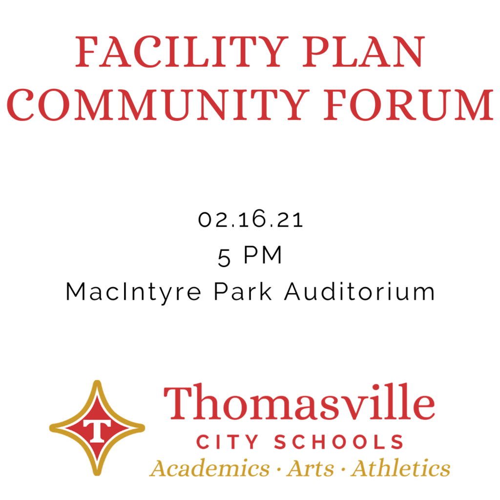 Facility Plan Community Forum