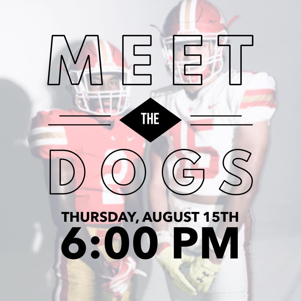 Meet the dogs
