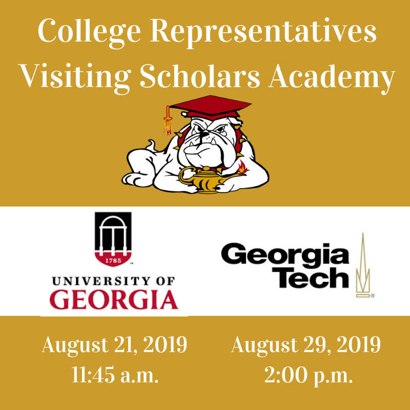 college reps uga gt