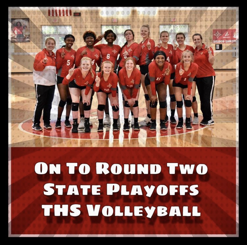 Volleyball on to 2nd Round
