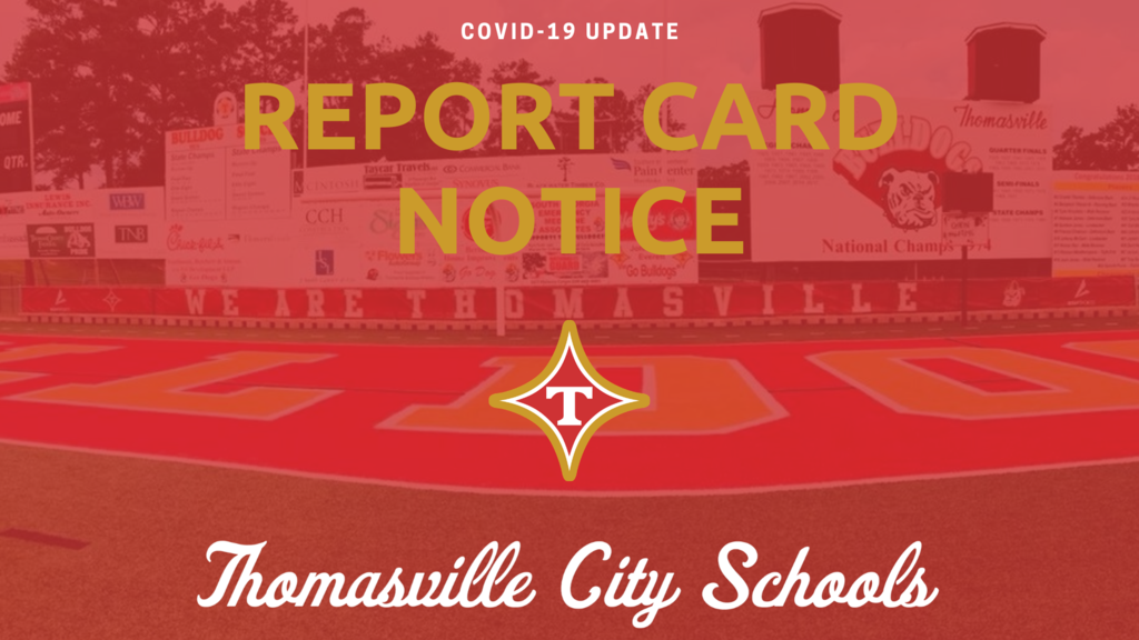 report card notice