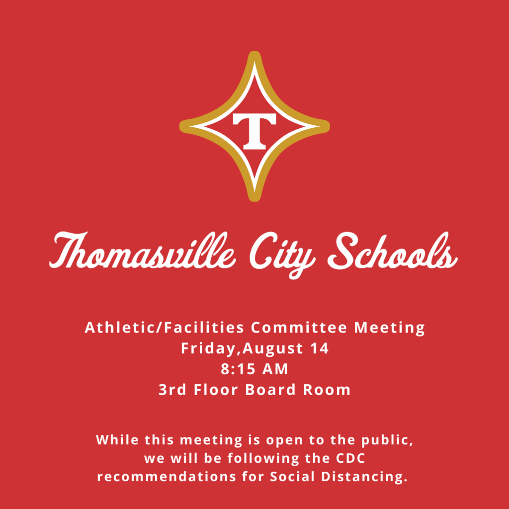 Athletic/Facilities Committee Meeting