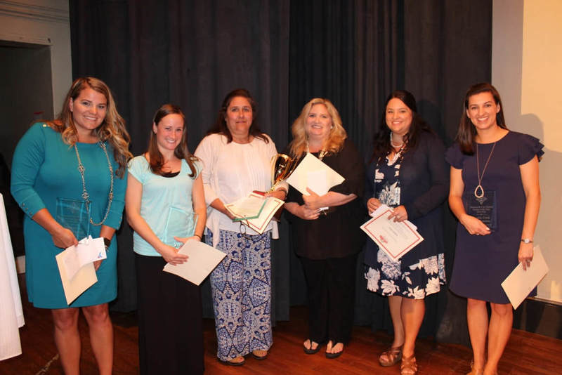 Thomasville City Schools Honors Teacher of the Year 5/23/2019