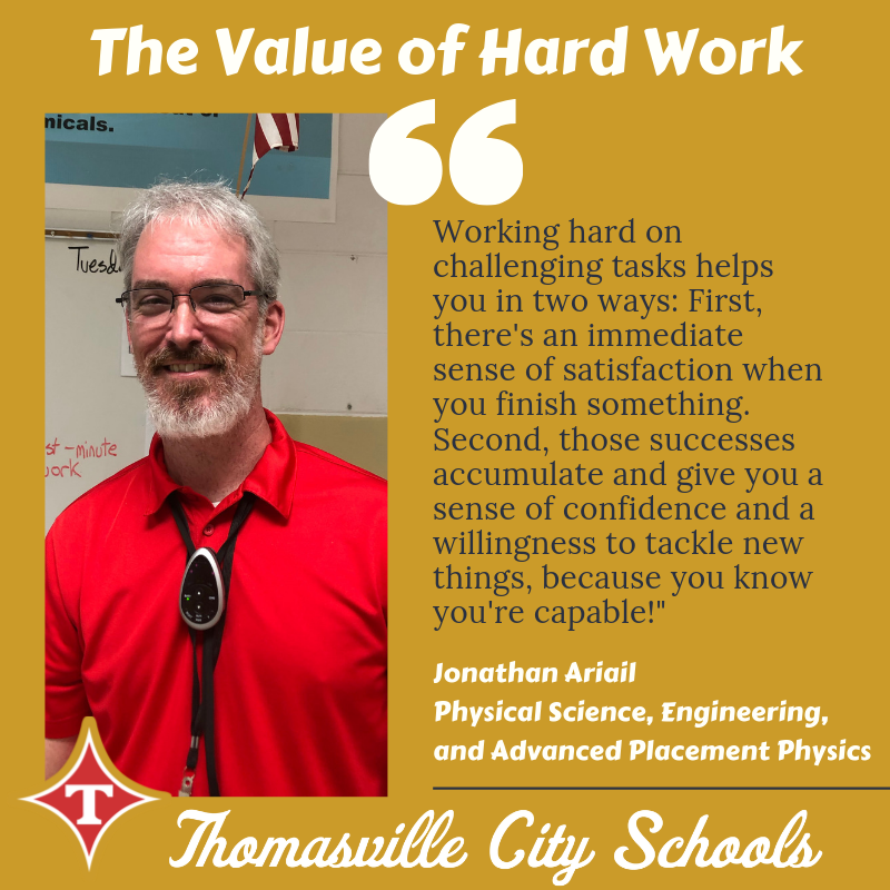 Teachers Assess the Value of Hard Work